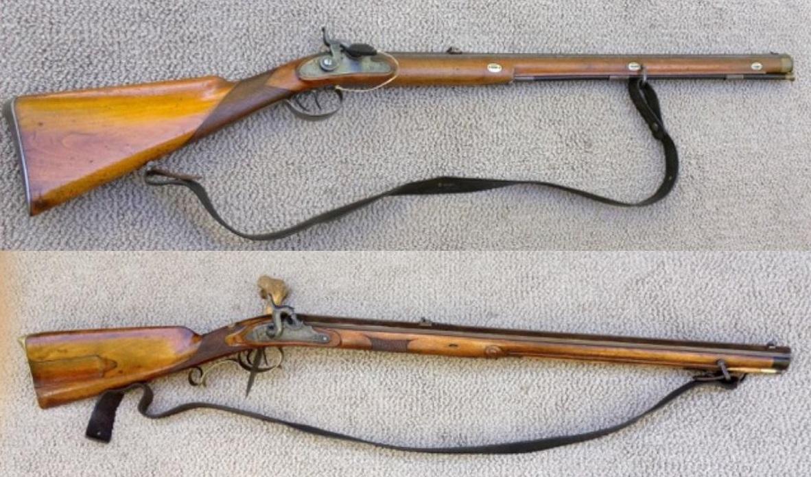 Original Jaeger Rifles (.70 and .58 cal.)